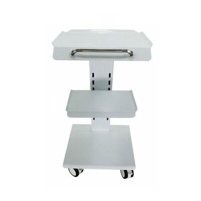 Dental Multifunctional Surgical Moblie Instrument Tool Cart with Built-in Sockt