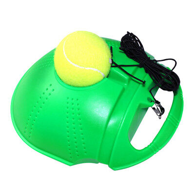 Tennis Training Tool Exercise Tennis Ball Self Study Rebound Ball With Tenn T6D3