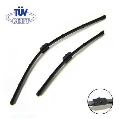 Specific For Ford Focus II MK 2 2004 - 2011 Flat Front Windscreen Wiper Blades