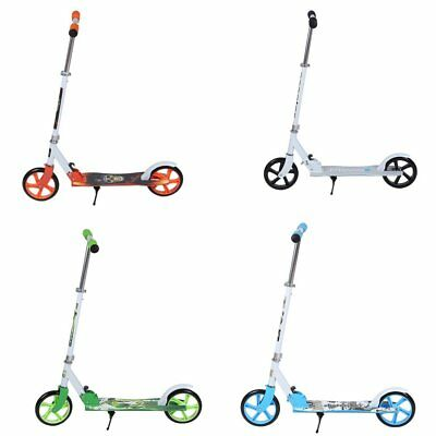 Scooter Roller repliable Trotinette freestyle Enfants 3 Couleurs 205 mm Wheel
