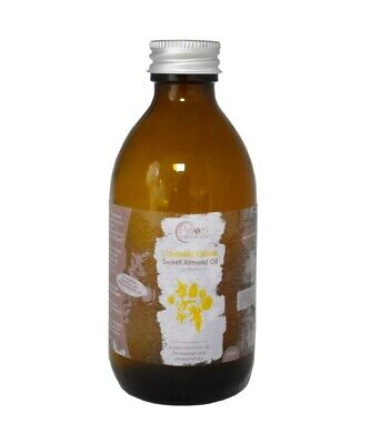 Sweet Almond Oil 250Ml 100% Pure, Cosmetic Grade, Cold Pressed