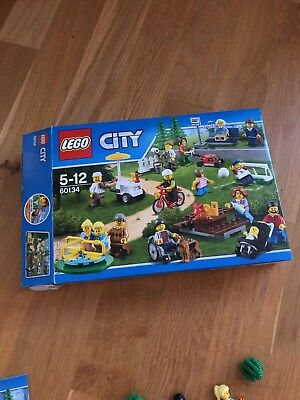 LEGO City Fun In The Park Children & Merry Go Round Split From Set ...