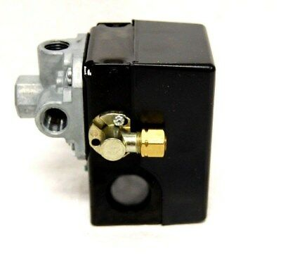 I-R 23474653-A Pressure Switch 4-Port Side Wire Feed Adjustable Unloader