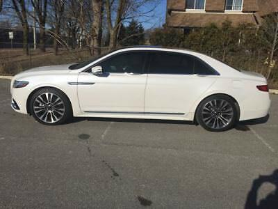 Lincoln: Continental RESERVE 2017 Lincoln Continental Reserve