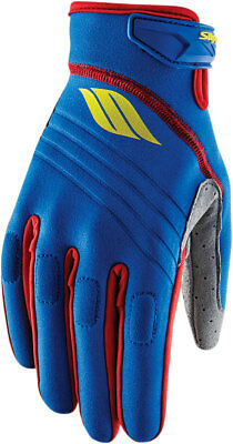 Slippery Wetsuits CIRCUIT Watercraft Water Race Gloves (Blue/Red/Lime) Pick Size