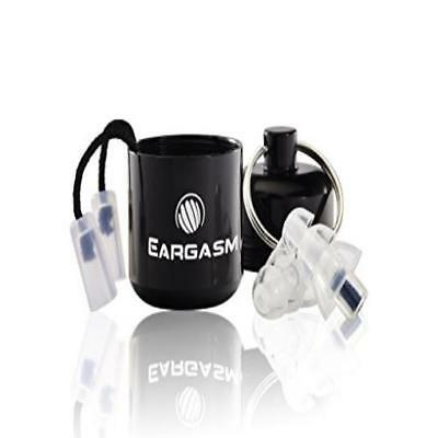 Eargasm Activewear Series Earplugs For Concerts Musicians Motorcycles And Soft