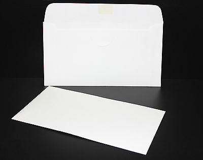 Lot Of 5000 White Blank Offering Envelopes 35x65