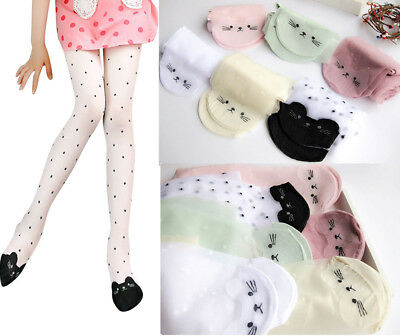 Pantyhose Cartoon Piece Socks Siamese Tights For Baby Girls Toddler Kids Baby