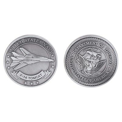 New United States Navy Fighter Commemorative Coin Collection Gifts Souvenir