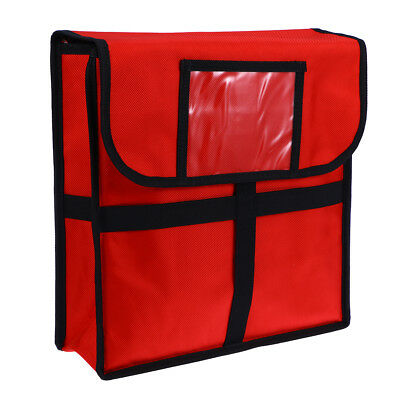 Insulated Pizza Food Delivery Bag Large Delivery Bag Moisture Free Pizza Boxes