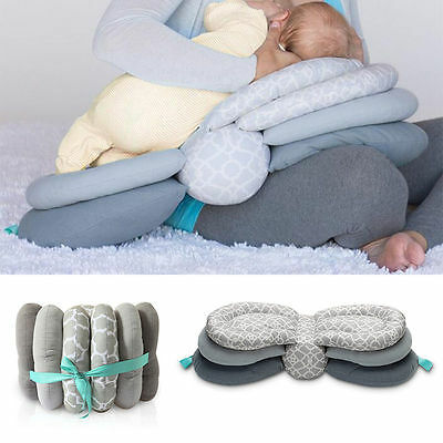 Newborn Adjustable Breastfeeding Nursing Pillow Soft Cotton Maternity Feeding