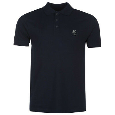 Grateful Dead Bear Embroidery Polo Shirts Mens Shirts