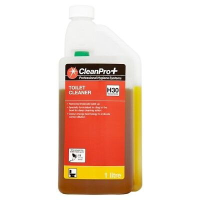 Clean Pro+ Toilet Cleaner 1 Litre Concentrate