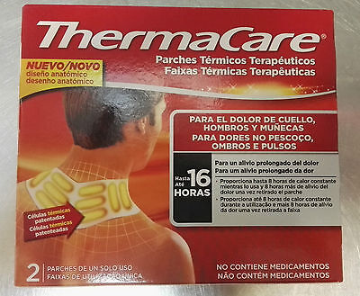 Thermacare Hals, Schulter, Puppe Flecken