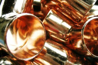 "Copper Fitting 90° - 1/2 "" (12 mm)"