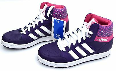 Adidas Junior Girl Sneaker Shoes Casual Free Time Code G61261 Pro Play K