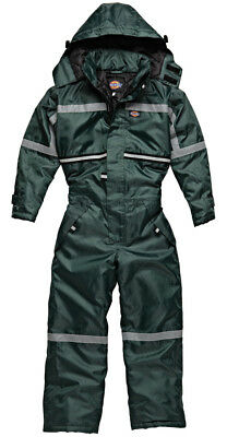 Dickies Coverall / Overall Wasserdichter Kinderoverall Green