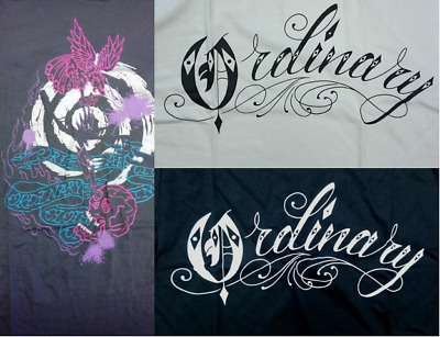 Ordinary Clothing / Mens & Ladies T-shirts / Several Styles and Colours