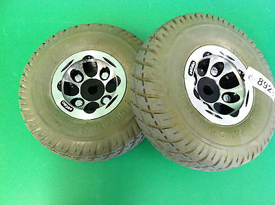 Invacare Pronto Sure Step M61 Wheels & tires  3.00-4 Solid Foam Filled   #8923