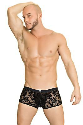 L'Homme Invisible Mens Imperial Push Up Hipster Underwear Boxer Short Trunk Sexy