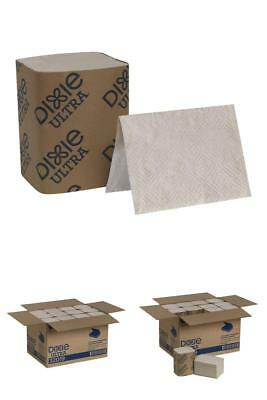 Dixie Ultra Interfold 2-Ply Napkin Dispenser Refill (Formerly Easynap), Brown..