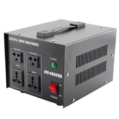 Step Down / Up Transformer 230V-110V AC UK to US Voltage Converter 500W 1KW 2KW