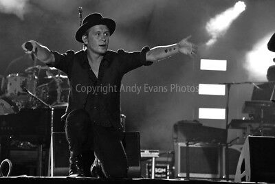 Mark Owen with Take That Carfest South 2015 photograph picture poster art print