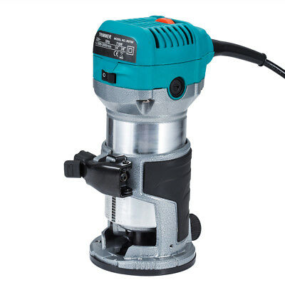 Variable Speed Electric Hand Trimmer Palm Router Wood Laminate 710W for Makita
