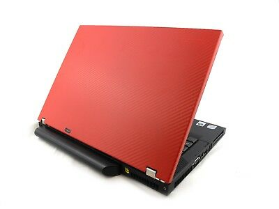 "CHEAP RED Lenovo 14"" Laptop - Core 2 Duo 2GB RAM 80GB HDD WIFI DVD WEBCAM"