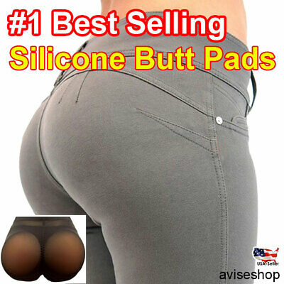 Butt Silicone Pads Set buttock Enhancer body Shaper Brief  Panty Tummy Control
