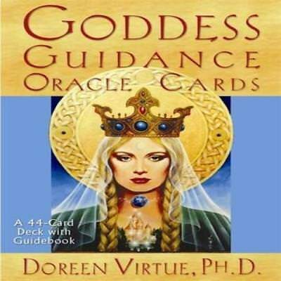 Goddess Guidance Oracle Cards Doreen Virtue Cards 2004 Hay House US SELLER New