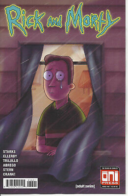 Rick and Morty #36 Variant First Print Oni Press