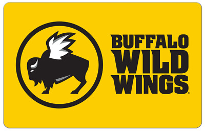 Buffalo Wild Wings - Assorted Designs - Email Delivery