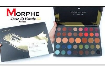 Morphe 39A ❤️ Dare To Create 39 Colours Eyeshadow Palette