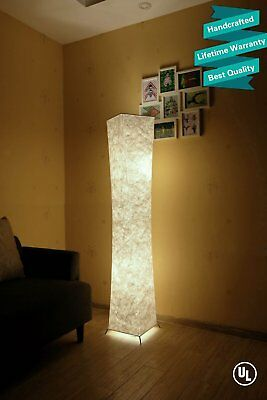 "61"" Creative LED Floor Lamp,LEONC Softlighting Minimalist Modern Design with"