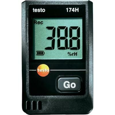 Testo 0572 6560 174H 2-Channel Mini Temperature and Humidity Data Logger