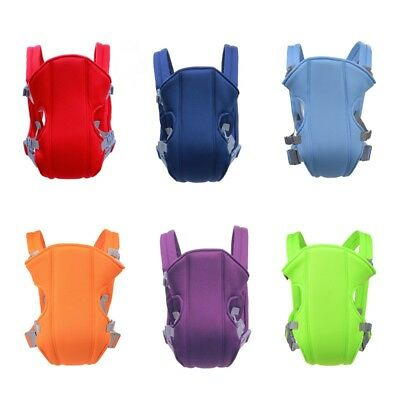 Adjustable Newborn Baby Carrier Breathable Wrap Rider Sling Backpack Seat Bag