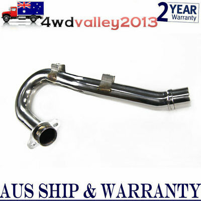 Stainless Exhaust Header Head Pipe For Honda CRF450R/CRF 450R CRF450 CRF450 2005