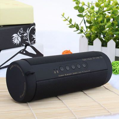 Professional IPX7 Waterproof Outdoor HIFI Column Speaker Wireless Bluetooth J3T3