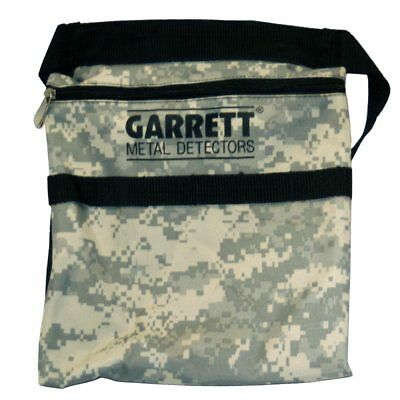 Garrett Finds Pouch for Metal Detecting
