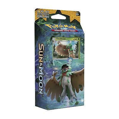 Pokemon TCG: Sun & Moon Theme Deck :: Decidueye - Forest Shadow :: 60 Cards+++