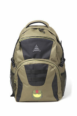 Halo Backpack Red Team Backpack Green