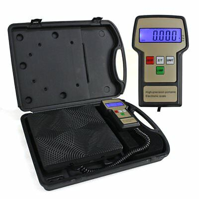 F2C Refrigerant Digital Electronic Charging Weight Scale 220 lbs for HVAC with