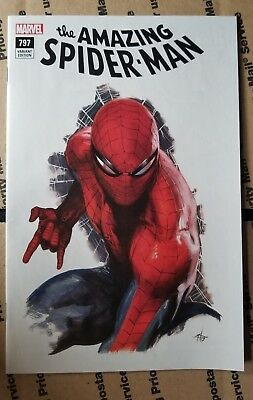 Amazing Spider-Man #797 Gabrielle Dell Otto Fan Expo Color Variant Nm Red Goblin