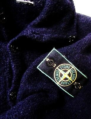 SWEATER vintage  STONE ISLAND  tg.2XL made in Italy  rare