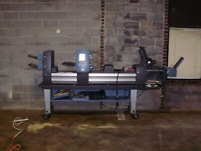 Pitney Bowes Di-950 High Speed Mail Inserting Machine Only 180,041 Total Count