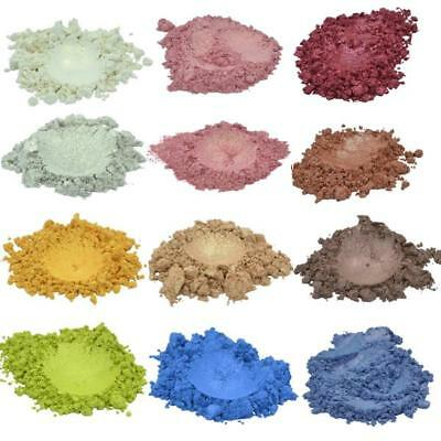 MICA COLORANT PIGMENT N5 EYESHADOW COSMETIC GRADE by H&B Oils Center 1/4 OZ JAR