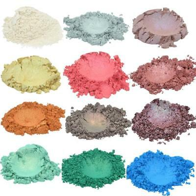 MICA COLORANT PIGMENT N6 EYESHADOW COSMETIC GRADE by H&B Oils Center 1/4 OZ JAR