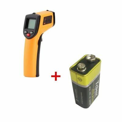 Handheld Non-Contact IR Laser Infrared Digital Temperature Gun Thermometer MA