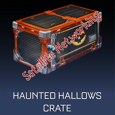 10 x Haunted Hallows Crate Rocket League Xbox One CC4 HC HCC VC *REDUCED*